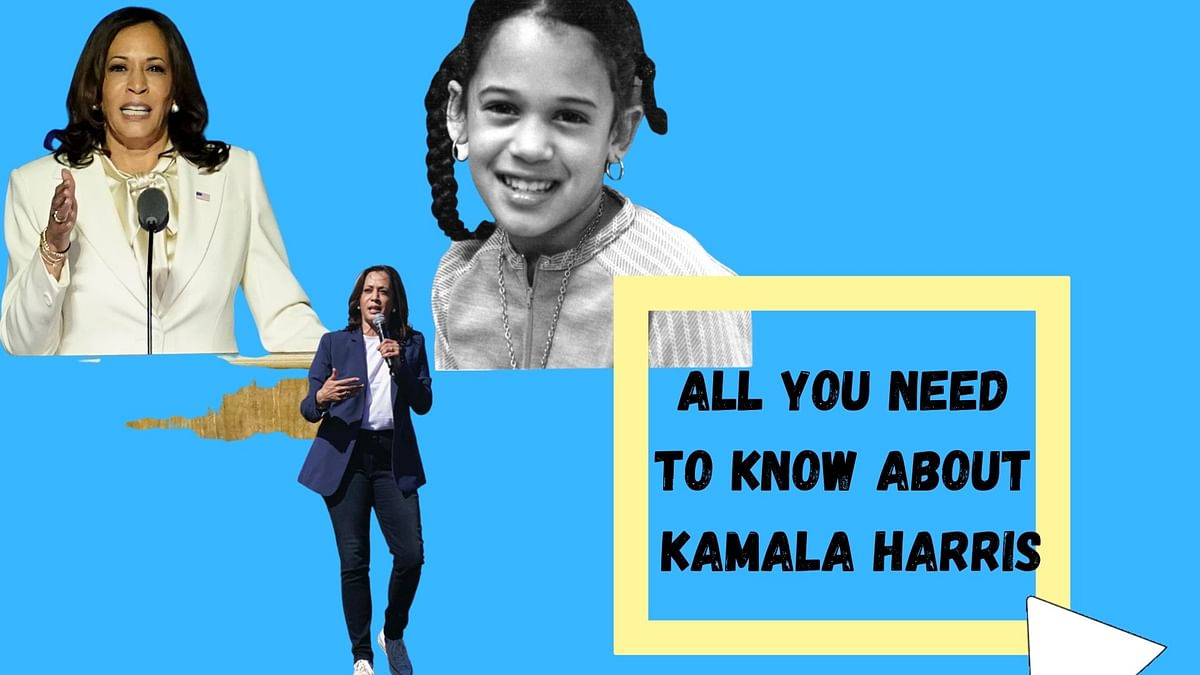 All you need to know about Kamala Harris