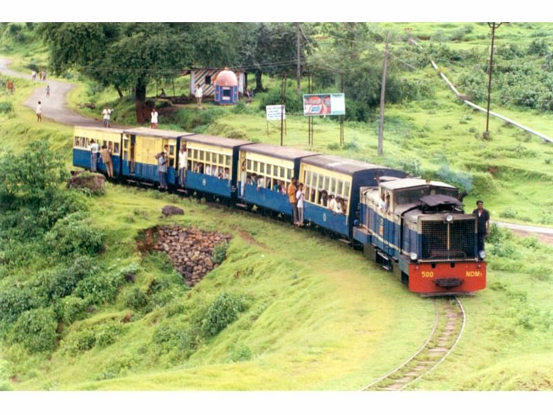 Central Railway begins shuttle services on Aman Lodge-Matheran Section
