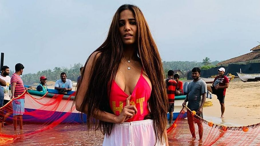 Poonam Pandey's 'porn photoshoot' in Goa government property prompts FIR against 'unknown persons'