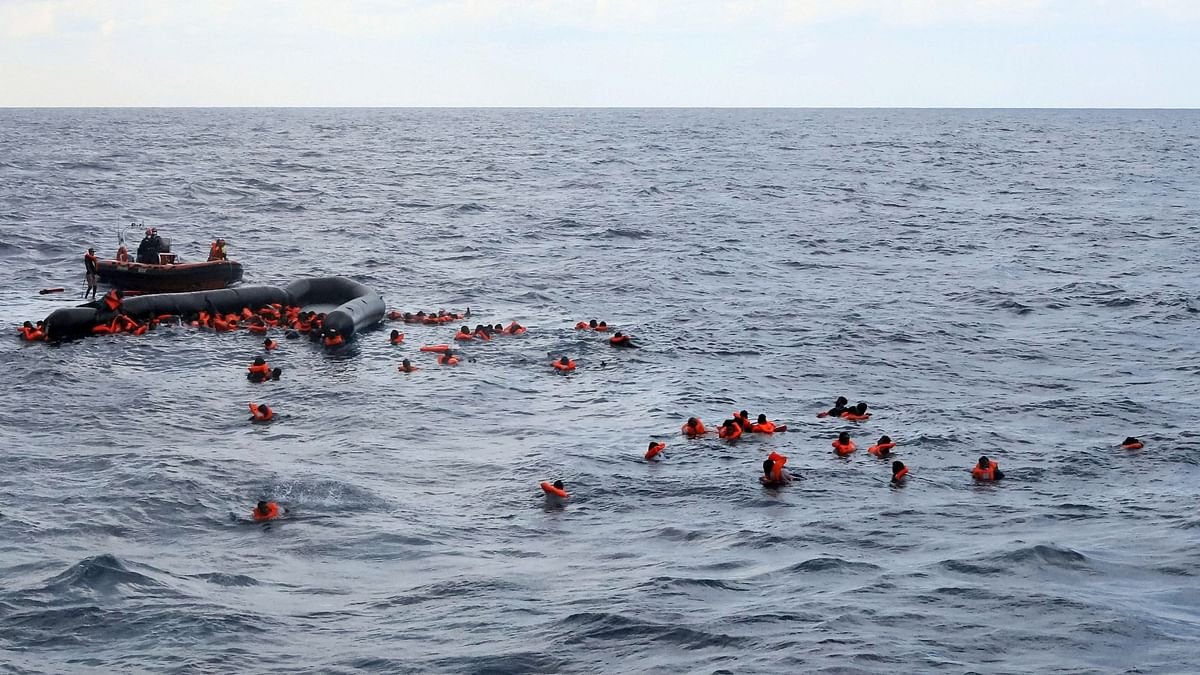74 migrants drown after boat breaks down off Libya coast