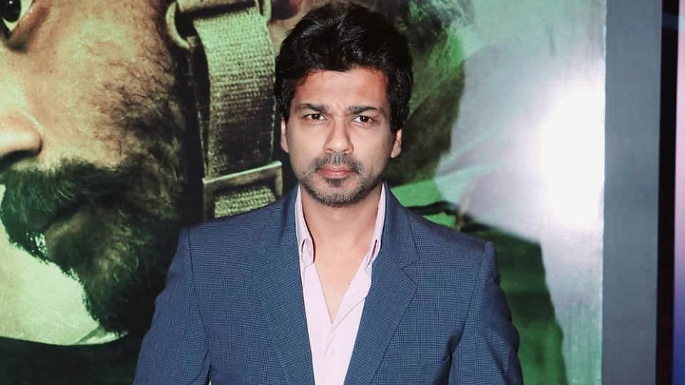 Actor-producer Nikhil Dwivedi tests positive for COVID-19