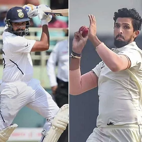 India vs Australia: Ishant ruled out of Test series, Rohit to be assessed on Dec 11; Natarajan added for ODIs