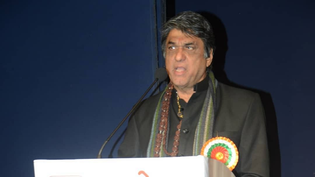 'Was just commenting on how Me too can happen,' says Mukesh Khanna after courting controversy for 'misogynistic' remarks