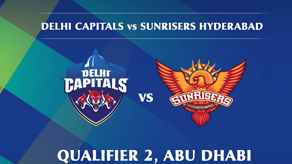 Delhi Capitals vs Sunrisers Hyderabad LIVE: Score, commentary for the second qualifier match of Dream11 IPL Playoffs