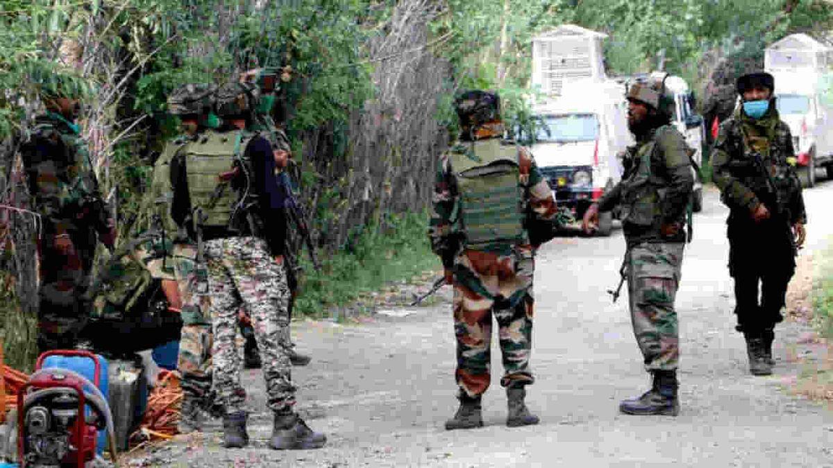 Encounter breaks out in J&K's Nagrota; Jammu-Srinagar Highway closed, terrorists trapped