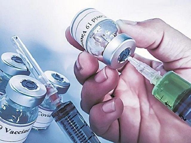 Corona Vaccine Tracker on November 3, 2020