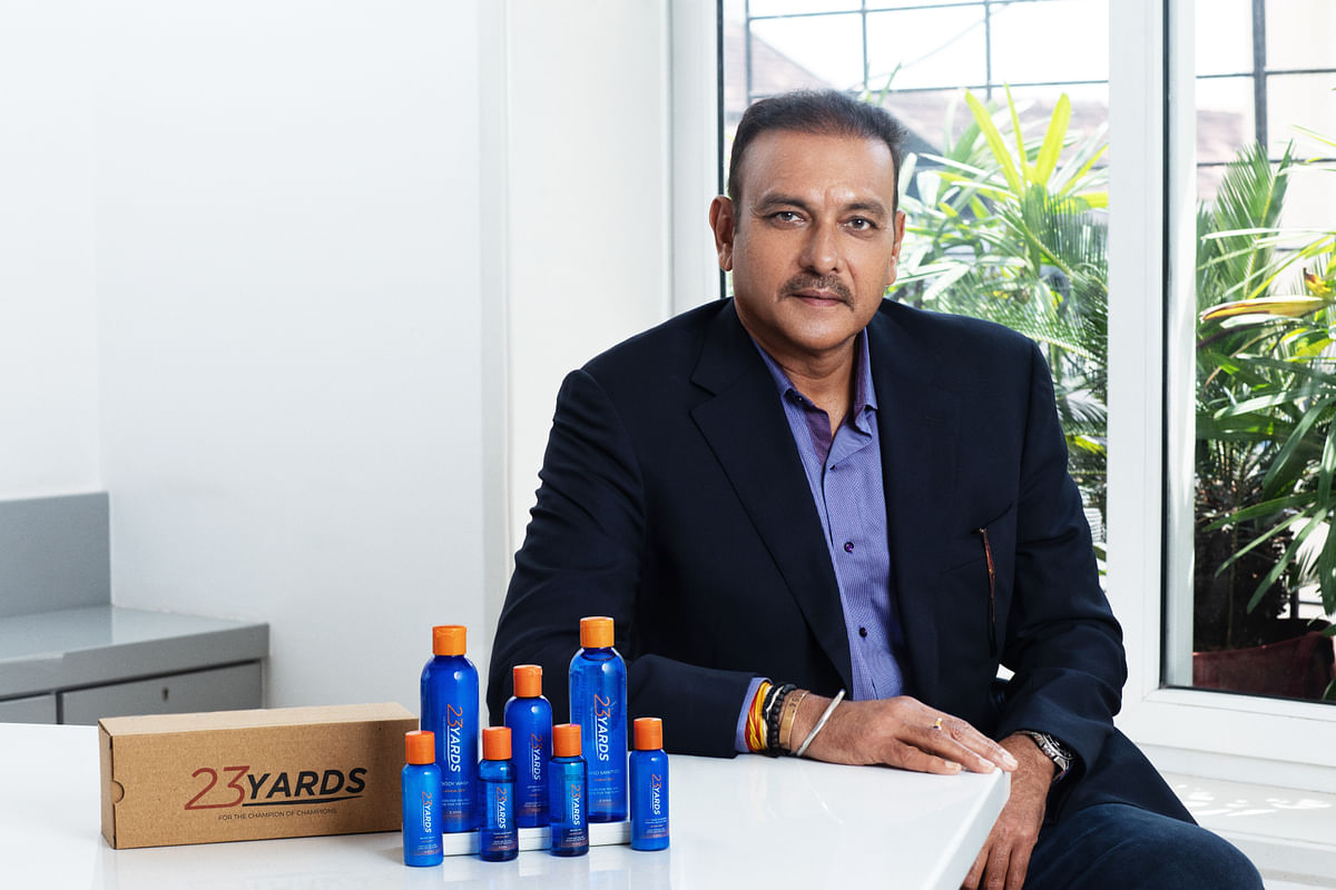 Do the simple things right and the rest will follow: Ravi Shastri to BrandSutra