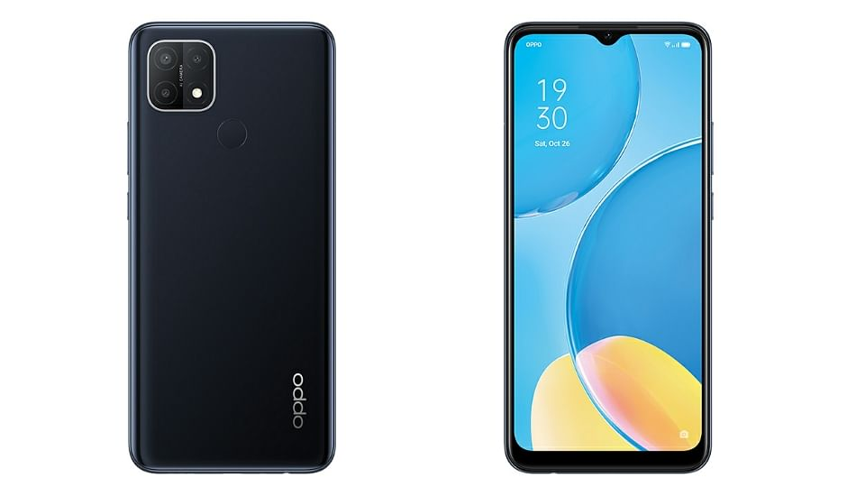 OPPO launches a new variant of A15 at Rs 9,490