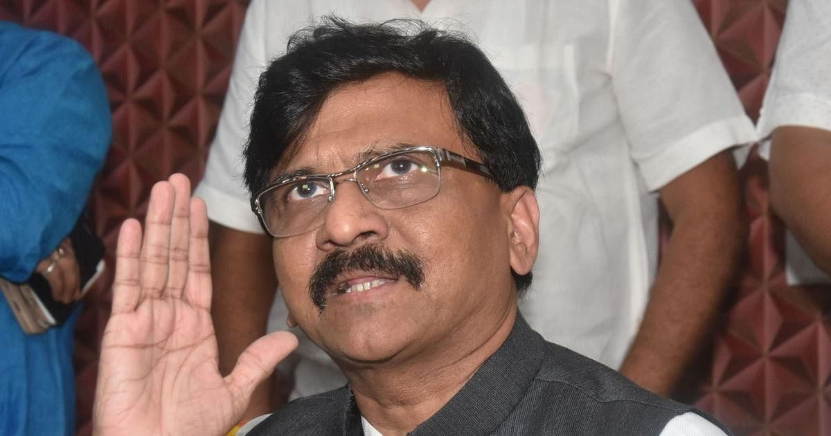 Not afraid, says Sanjay Raut over ED raids on Sena MLA