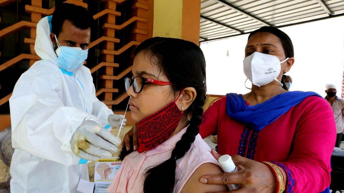Madhya Pradesh: 50 in Dewas, 48 in Sagar test Corone positive on Diwali eve