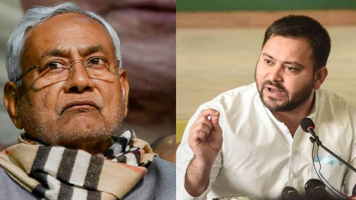 Bihar: From 'chor' to 'beimaan', Nitish Kumar and Tejashwi Yadav trade 'unparliamentary' slurs in assembly