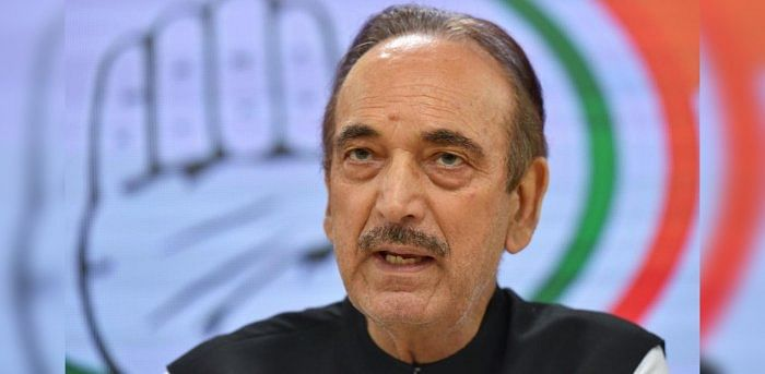 No rebellion in Congress, looking for reforms, says Ghulam Nabi Azad
