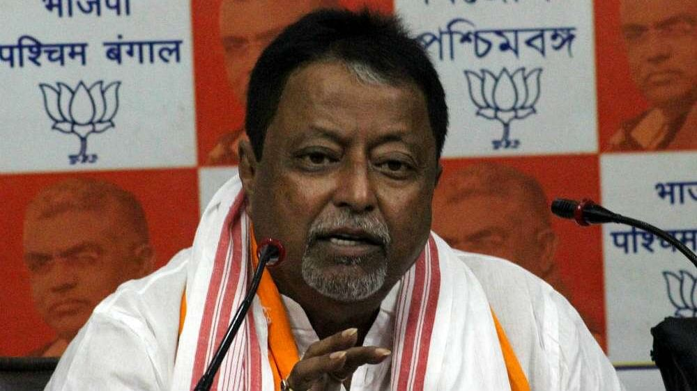 Mukul Roy