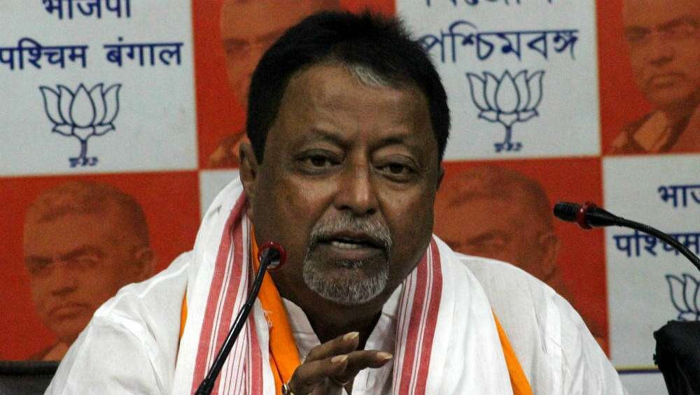 West Bengal: CID files charge sheet against BJP's Mukul Roy, named in TMC MLA's murder
