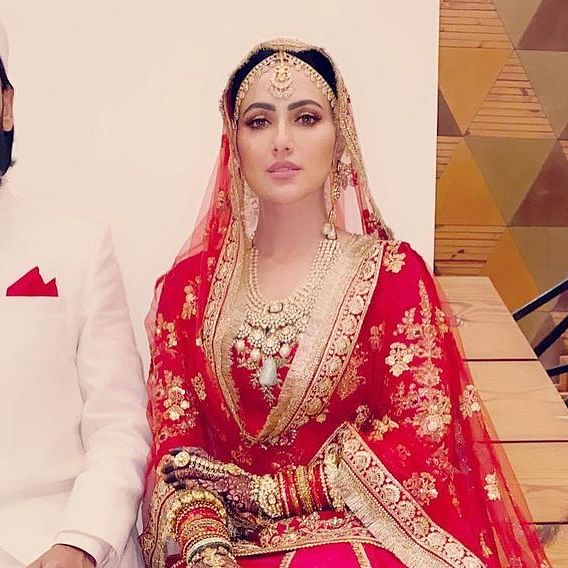 Sana Khan changes her name post marriage to Anas Sayed