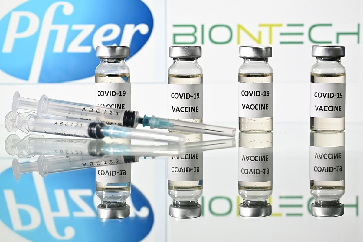 Corona Vaccine Tracker on Nov 21, 2020