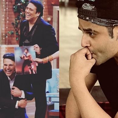 Despite Krushna Abhishek's absence, Govinda takes a jibe at his nephew on 'The Kapil Sharma Show'