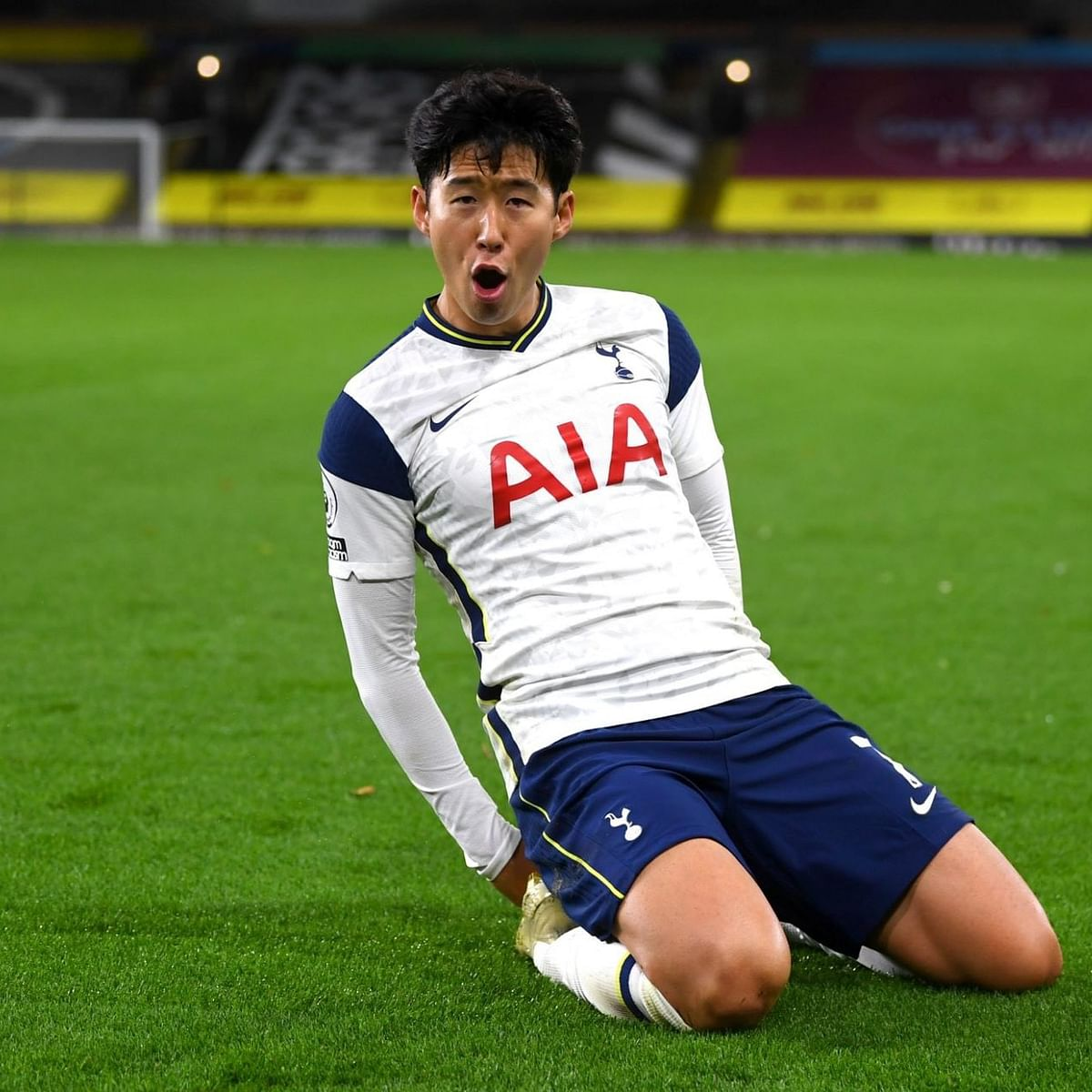 Premier League: Tottenham Hotspur's Heung-Min Son named Player of the Month for October