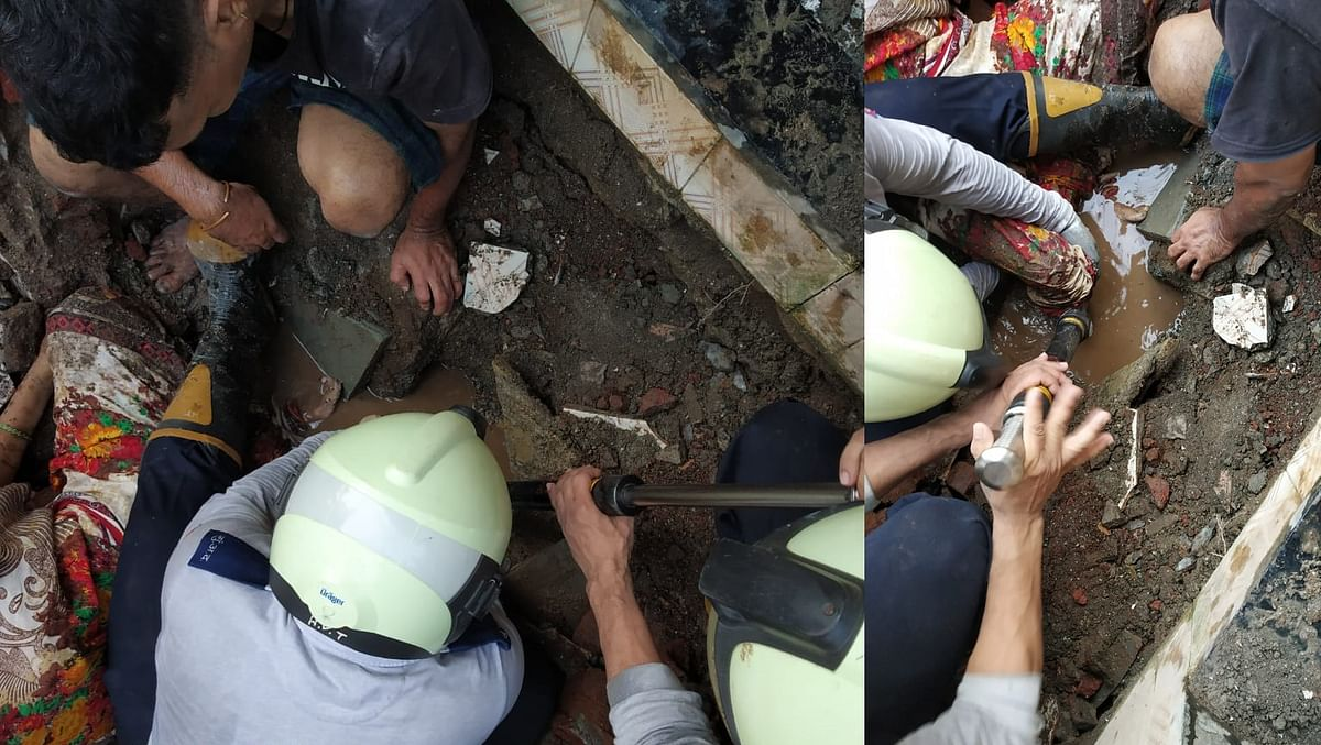 Mumbai: Woman killed after toilet wall collapses in Kurla