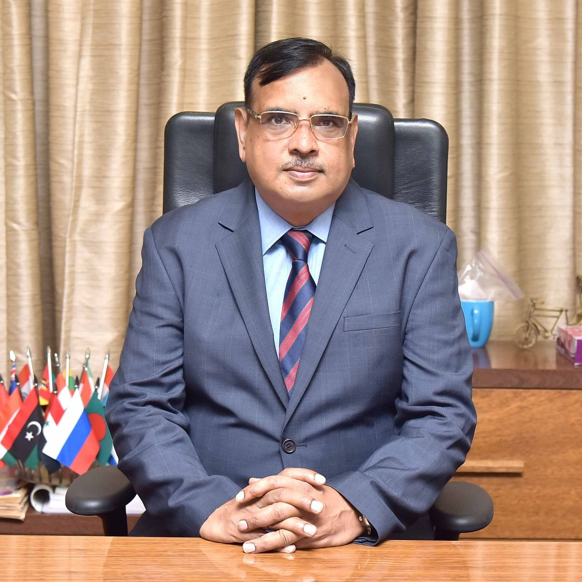 Alok K. Gupta takes over as Managing Director & CEO of Oil and Natural Gas Corporation Videsh