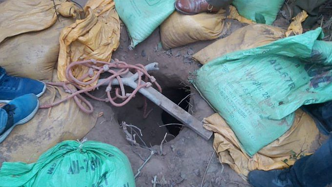 Cross border tunnel used for infiltration by terrorists detected in Samba sector, J&K
