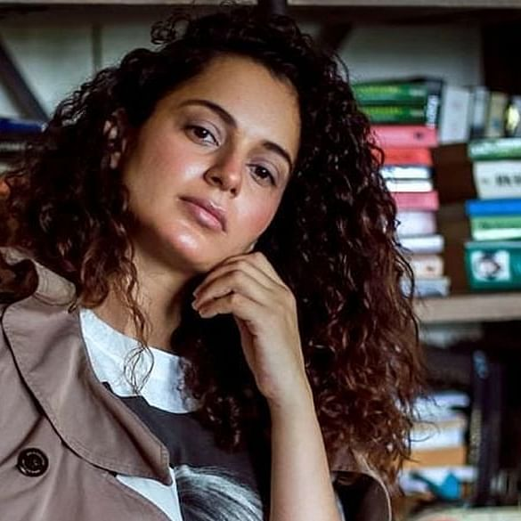 Shiv Sena MLA Pratap Sarnaik files privilege motion against Kangana Ranaut for tweet on Pak credit card