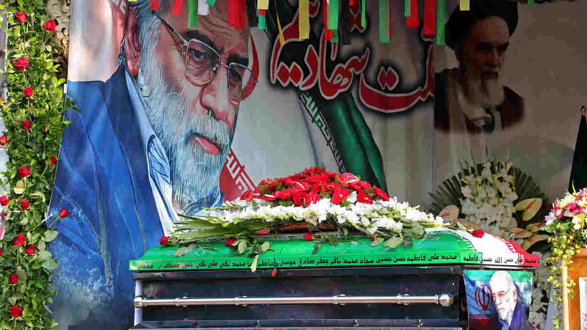 'Expect condemnation of state terrorism': Iranian Embassy in India blames Israel for assassination of top nuclear scientist