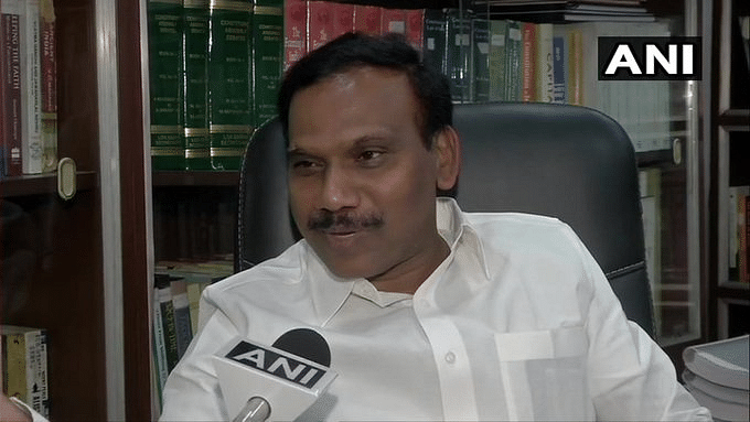 Tamil Nadu polls: Madras High Court rejects A Raja's plea against EC's 48-hour ban on campaigning