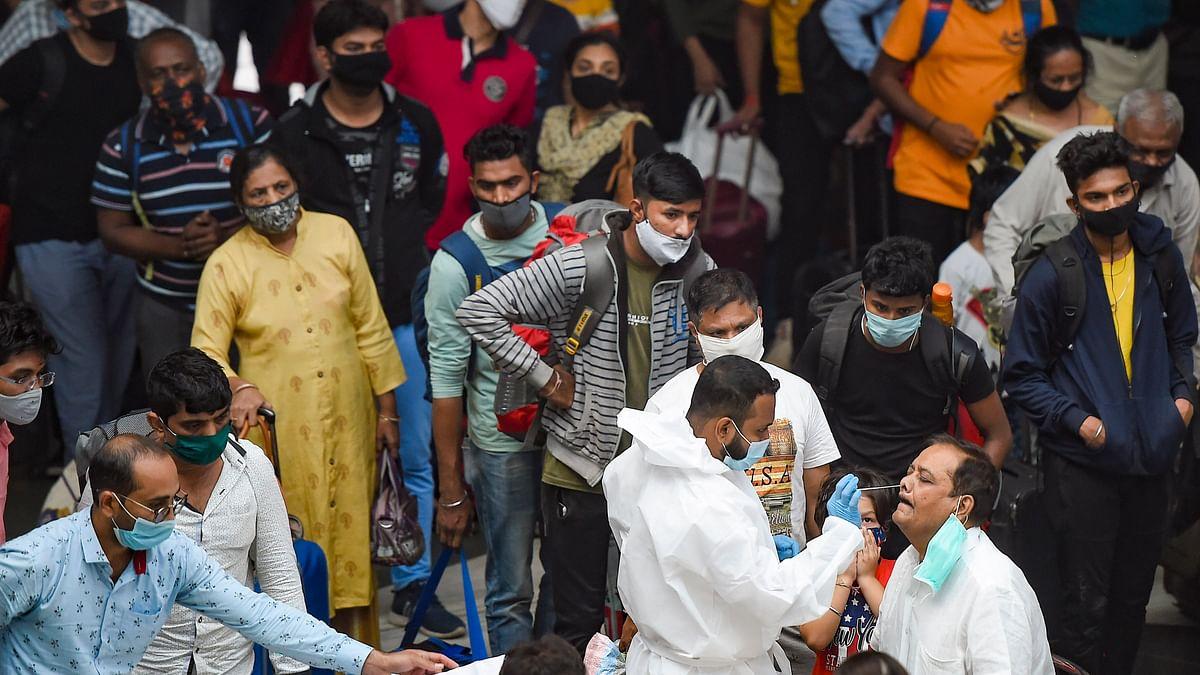 Negative coronavirus test report must for Maharashtra visitors travelling to Gujarat