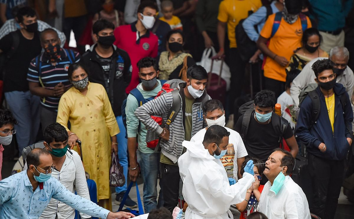 Coronavirus in Maharashtra: Close to 13,000 travellers from Delhi, Rajasthan, Gujarat and Goa screened, 8 positive