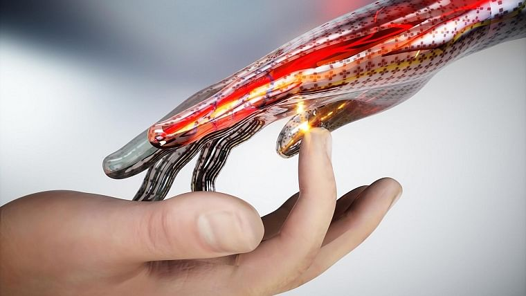 Electronic skin to soon be a reality; could record biological data in real-time