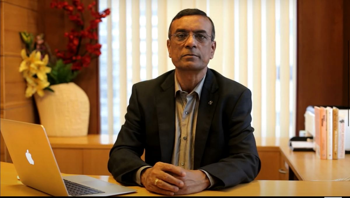 Managing Director and Chief Executive C S Ghosh