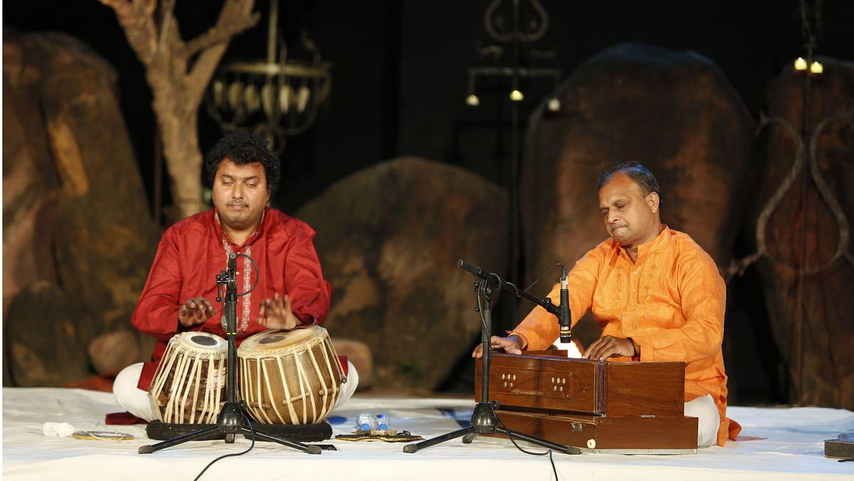 Bhopal: Tabla and Sitar recital by Gandhar Rajhans and Arun Morone enchant audience at 'Rang Madhya Pradesh'