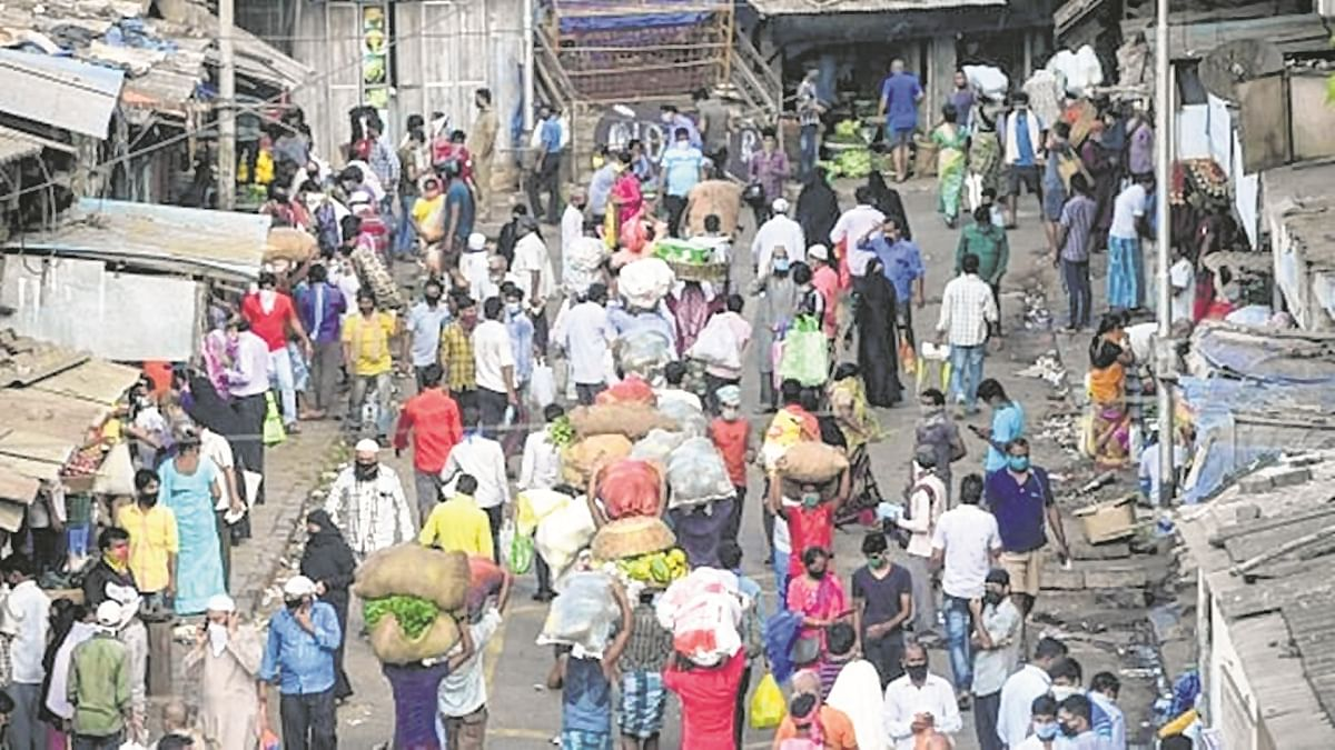 Civic officials fear surge in Covid cases during Diwali