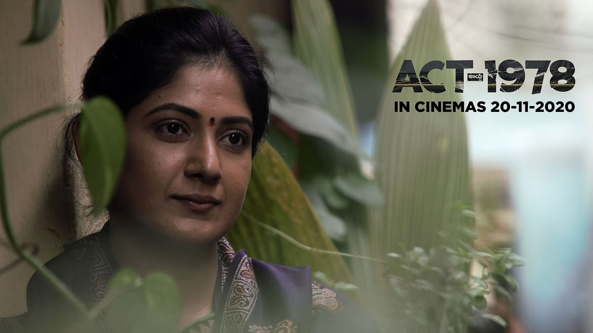 Director Mansore's 'ACT 1978' to hit theatres on November 20