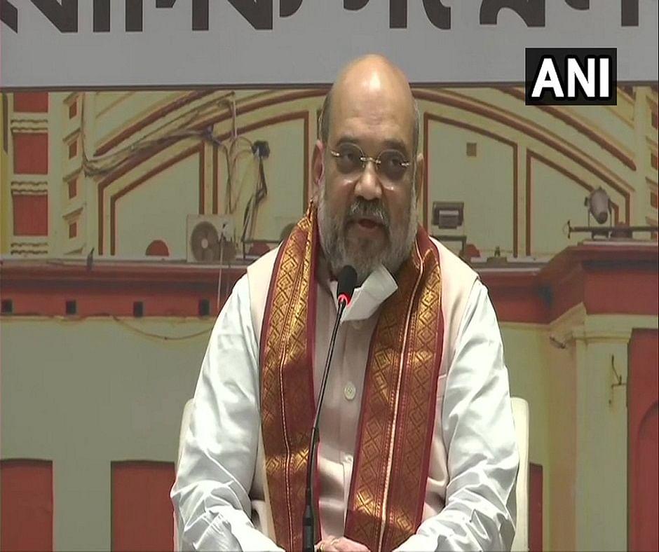 BJP senior leader & Union Home Minister Amit Shah