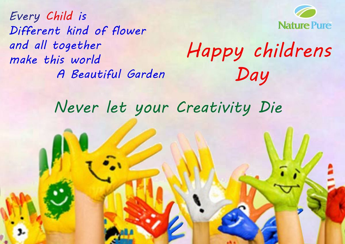 Children's Day 2020: Quotes, wishes, SMS, images to share on WhatsApp, Facebook, and Instagram