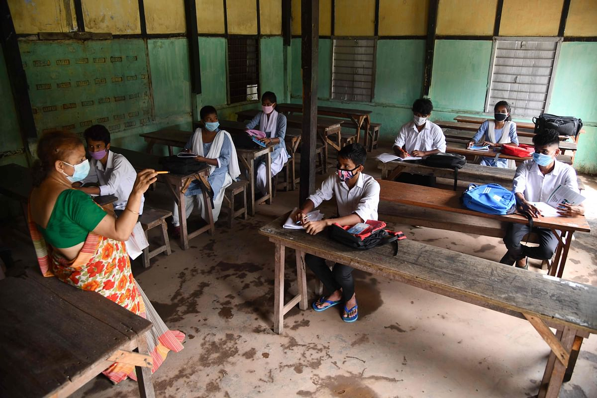 Closed classrooms sow seeds of child labour