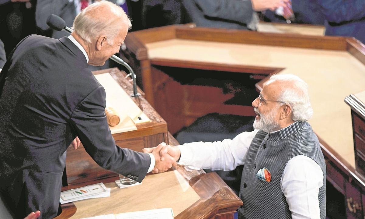 Modi-Biden will take Indo-US relationship to next level: BJP