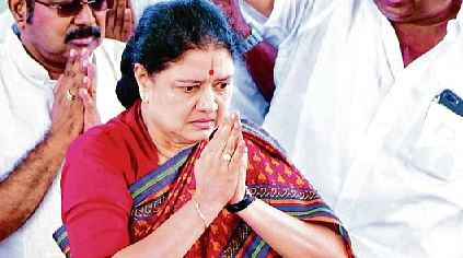 Sasikala pays Rs10 crore fine; TN CM says her release won't impact ADMK