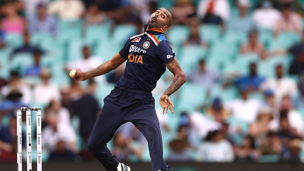 Aus vs Ind 2nd ODI: Forced to attack, semi-fit Hardik Pandya impresses with the ball