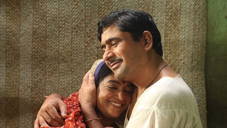 Yashpal Sharma and his wife Pratibha in Das Capital: Gulamon Ki Rajdhani
