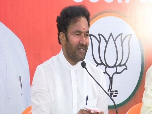 Muslims and MIM party not related, says Kishan Reddy
