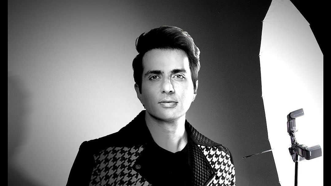 Sonu Sood named state icon of Punjab by Election Commission, says 'happy to have made my state proud of me'
