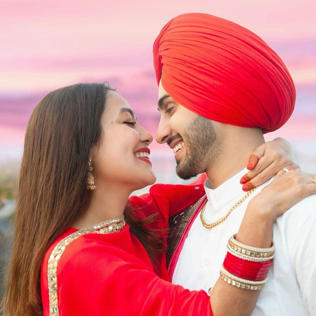 Trolls target Neha Kakkar's husband Rohanpreet Singh, say 'he married for limelight'