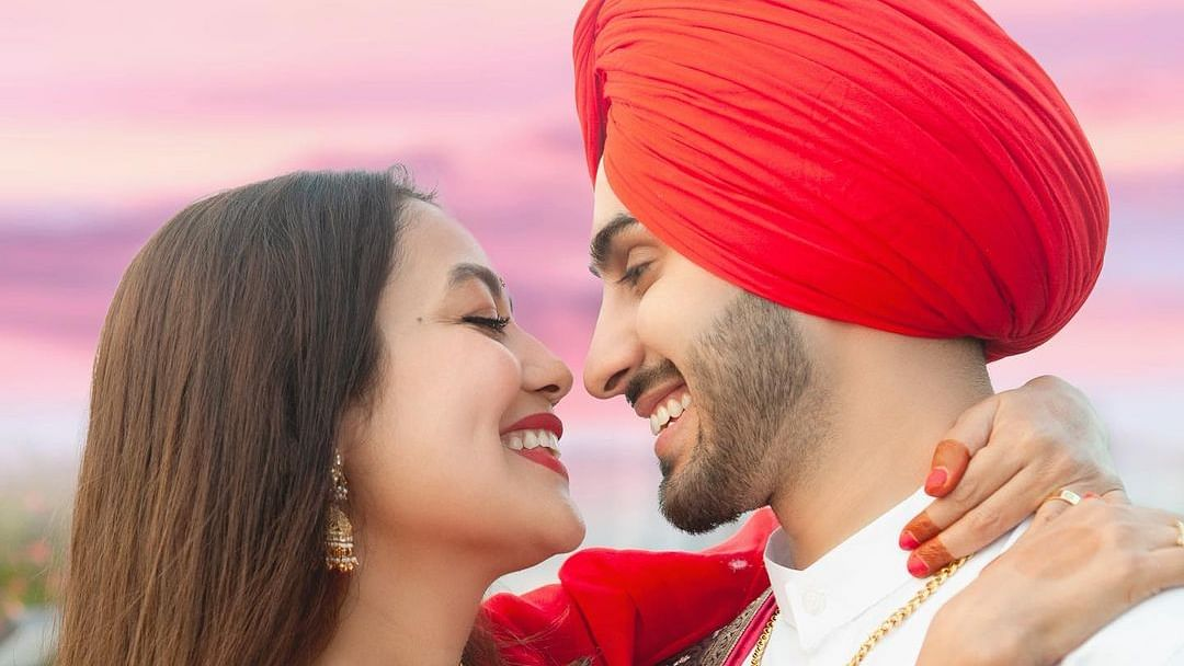 Trolls target Neha Kakkar's husband Rohanpreet Singh, say 'he married for limelight'