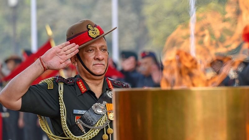 Border confrontations spiralling into larger conflict can't be discounted: General Rawat