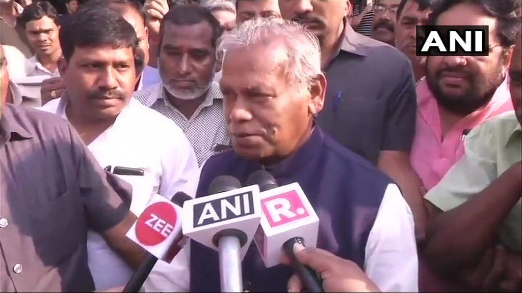 Bihar Assembly Election Result 2020: HAM(S) leader Jitan Ram Manjhi wins in Imamganj