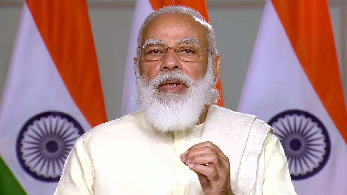 PM Modi to inaugurate, lay foundation stone of development projects in Varanasi today