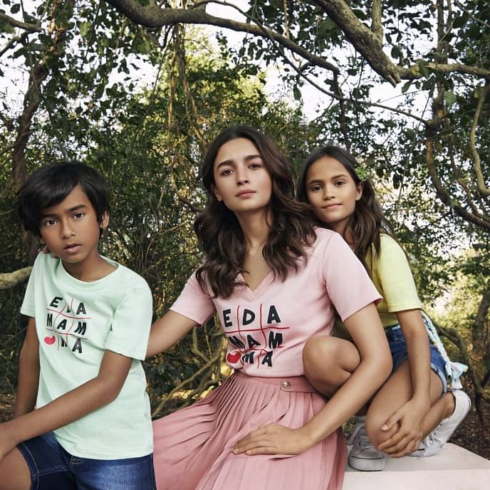 Alia Bhatt launches Ed-a-Mamma - here's all you need to know about her clothing brand for children